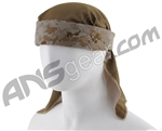 Full Clip Headband w/ Netting - Digi Desert