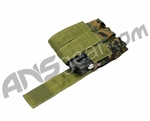 Full Clip Gen 2 Tiberius Double Mag Pouch - Digital Woodland