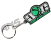 Gen X Global Key Chain - Green