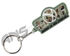 Gen X Global Key Chain - Woodland Camo