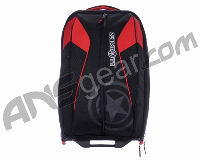 "GI Sportz Flyr 21"" Flight Bag - Black/Red"