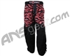 GI Sportz Glide Paintball Pants - Tiger Crimson