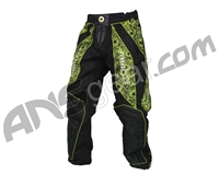 GI Sportz Herald Paintball Pants - Lime Green