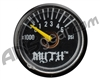Guerrilla Air 5000psi Mini Tank Gauge - Black