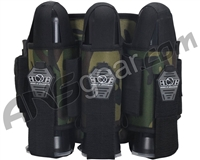 2013 Gen X Global 3+4 Deluxe Pack - Woodland Camo
