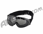Gen X Global Deluxe Airsoft Goggle - Black