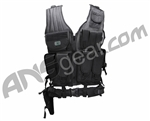 Gen X Global Tactical Airsoft Vest - Black