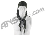 Gen X Global Special Forces Head Wrap Checkers - Olive