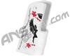 Gen X Global Rockstar 45 Grip - White/Black/Red