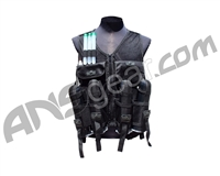 Gen X Global Lightweight Tactical Vest - Black