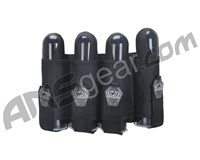Gen X Global 4 Pod Vertical Paintball Harness - Black