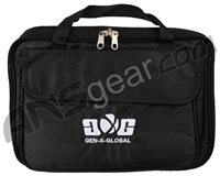 Gen X Global Pistol Gun Bag - Black