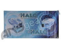 "Halo Paintball Loader Banner - 48"" x 24"""