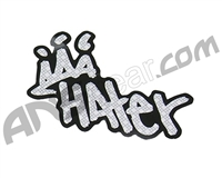 Hater Paintball Sticker