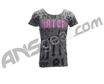 Hater 09 Women's Paintball T-Shirt - Noise