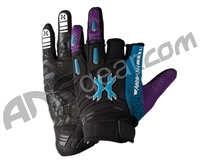 HK Army 2014 Hardline Paintball Gloves - Arctic