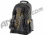 HK Army Gator Rider Backpack - Black/Gold
