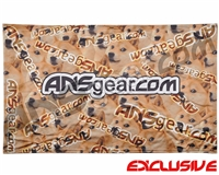 "HK Army ANSGEAR Banner - 41"" x 26"" - Dohge"