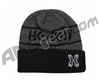 HK Army Attack Beanie - Black/Grey