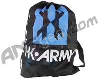 HK Army Carry All Pod Bag Back Pack - Black