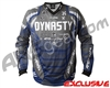 HK Army Freeline Paintball Jersey - Dynasty Away (Grey)