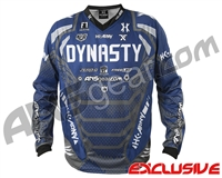 HK Army Freeline Paintball Jersey - Dynasty Home (Blue)