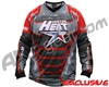HK Army Freeline Paintball Jersey - Houston Heat Gray