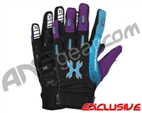 HK Army FULL FINGER Hardline Paintball Gloves - Arctic