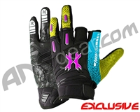 HK Army Hardline Paintball Gloves - Punk
