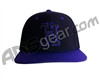 HK Army Snap Back H Hat - Black/Purple