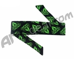 HK Army Headband - Diamond Neon