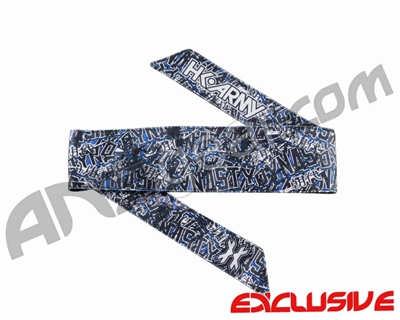 HK Army Headband - Dynasty Grunge
