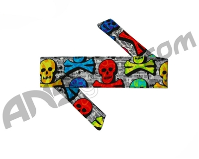 HK Army Headband - Graffiti