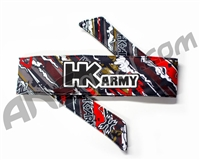 HK Army Headband - HK Burn Fury
