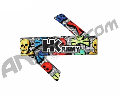 HK Army Headband - HK Graffiti