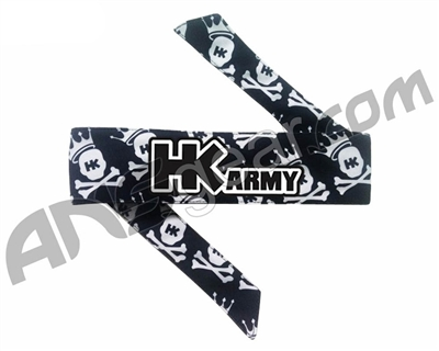 HK Army Headband - HK King Black
