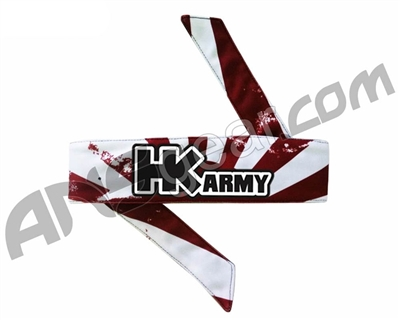 HK Army Headband - HK Rising Sun