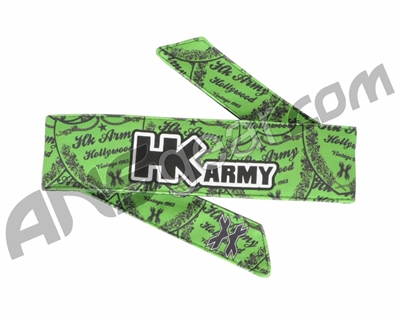 HK Army Headband - HK The Dom Neon