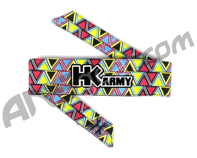 HK Army Headband - HK Triangles