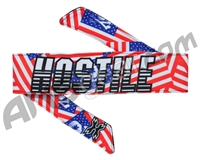 HK Army Headband - Hostile Flag