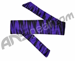 HK Army Headband - Jagged Purple
