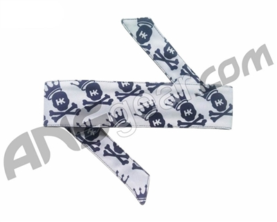 HK Army Headband - King White