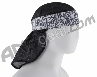 HK Army Headwrap - Disaster White
