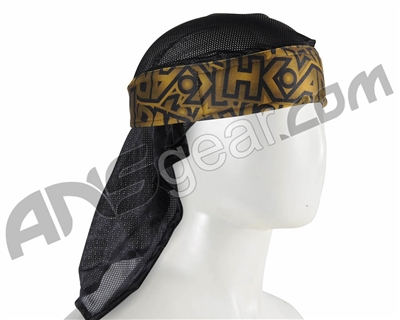 HK Army Headwrap - Radical Gold