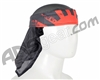 HK Army Headwrap - Rising Sun Black