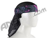 HK Army Headwrap - Ryu Purple