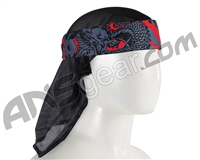 HK Army Headwrap - Ryu Red