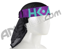 HK Army Headwrap - Shale Purple