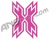 HK Army Icon Car Sticker - Pink