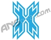 HK Army Icon Car Sticker - Teal